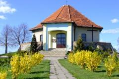 Kaplica w Ocieszynie