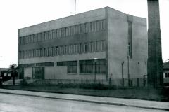 Budynek administracyjny Miejskiego Przedsiębiorstwa Gospodarki Komunalnej w Obornikach przy ulicy Powstańców Wlkp.