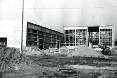 Obornicka Betoniarnia w budowie - ulica Kowanowska.