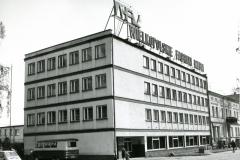 Wielkopolskie Fabryki Mebli w Obornikach budynek administracyjny.